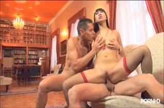 Смачное групповое порно в несколько дырок №1110