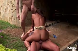 Порно с двойным проникновением для телефона №3114