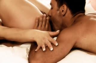 Телочки обожают романтический чувственный секс №2134