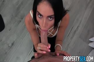 Пошлая парочка снимает порно от первого лица №1542