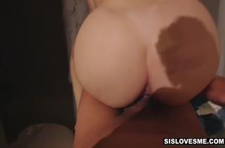Классное любительское порно видео от первого лица №2072