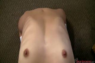 Пошлая парочка снимает порно от первого лица №2673