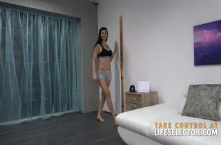 Офигенное красочное порно от первого лица №3143