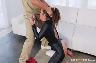 Порно видео с горячими латексными бабенками №2314